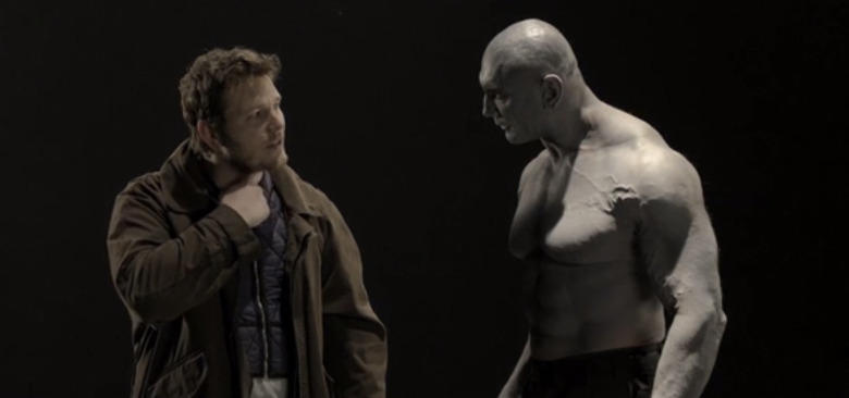 Guardians of the Galaxy Audition