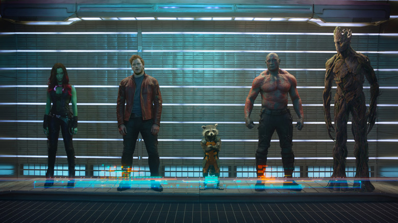 Guardians of the Galaxy cameos