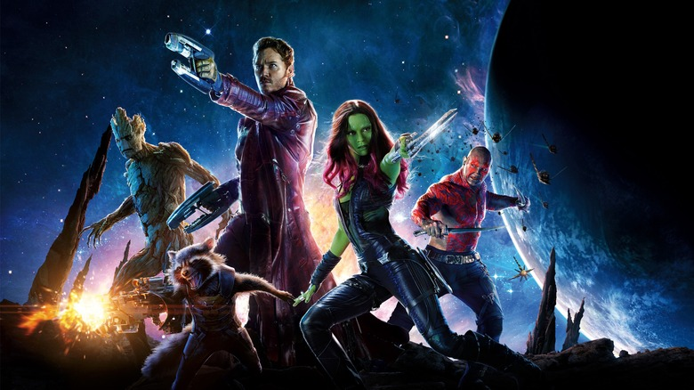 Guardians of the Galaxy EPCOT ride rumor