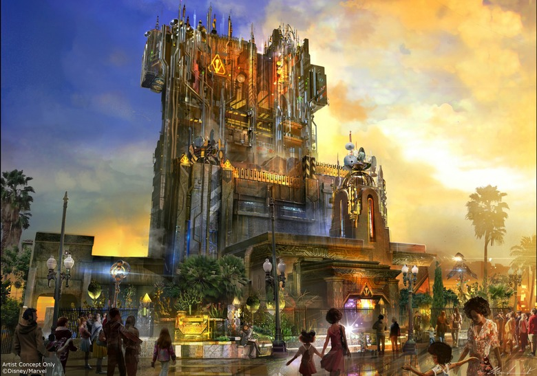 More about Guardians of the Galaxy – Mission: BREAKOUT!