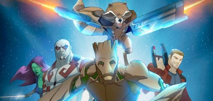 Guardians of the Galaxy origins