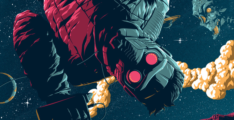 Guardians of the Galaxy Print