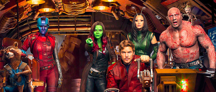 Guardians of the Galaxy roller coaster