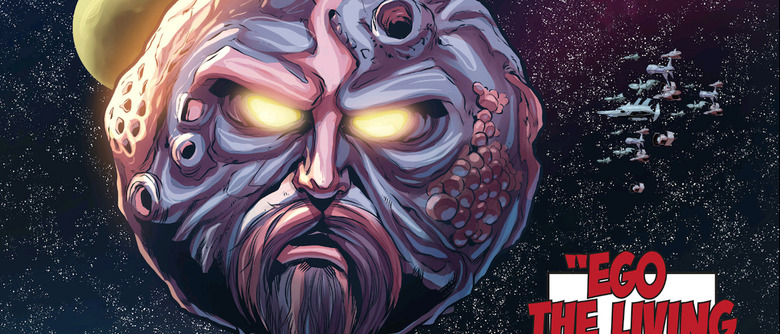 Guardians of the Galaxy Vol. 2 Ego the Living Planet