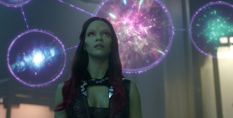 Guardians of the Galaxy Vol 2 Female Roles