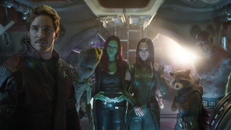 Guardians Of The Galaxy Vol. 3 Has Begun Production