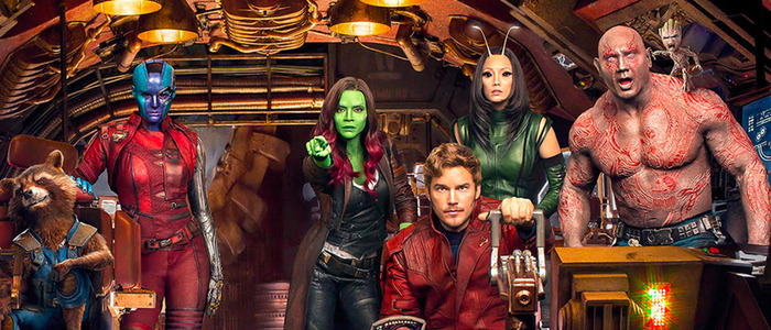 Guardians of the Galaxy Vol. 3 setting