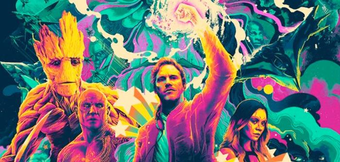 Guardians of the Galaxy - Matt Taylor