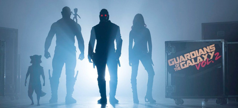 Guardians of the Galaxy 2 Comic-Con Footage