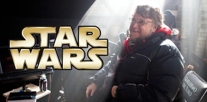 Guillermo del Toro Star Wars Movie