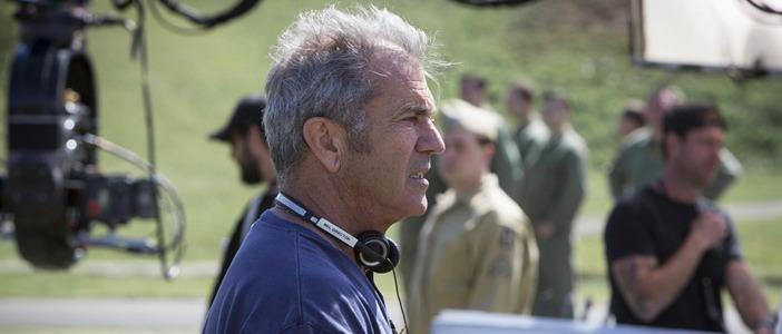 Mel Gibson pic