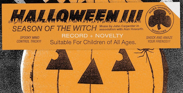 Halloween 3 Vinyl Soundtrack
