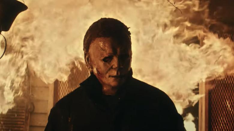 Halloween Kills Featurette Explores How You Burn A House Down