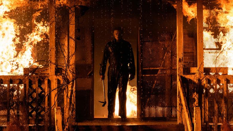 Halloween Kills Trailer: Michael Myers Is Back, Again