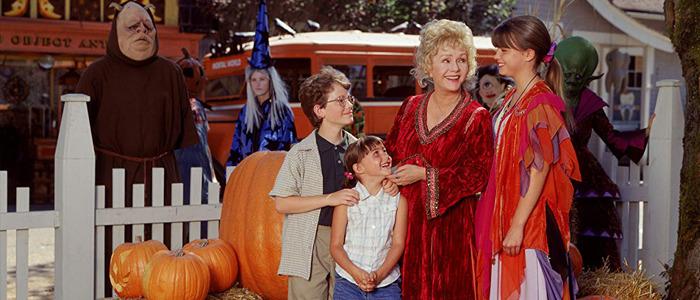 Halloweentown revisited