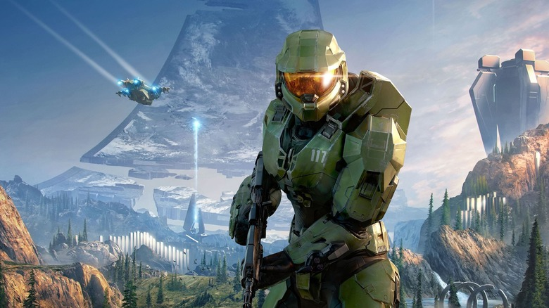 Halo TV Series Set To Premiere On Paramount Plus In 2022