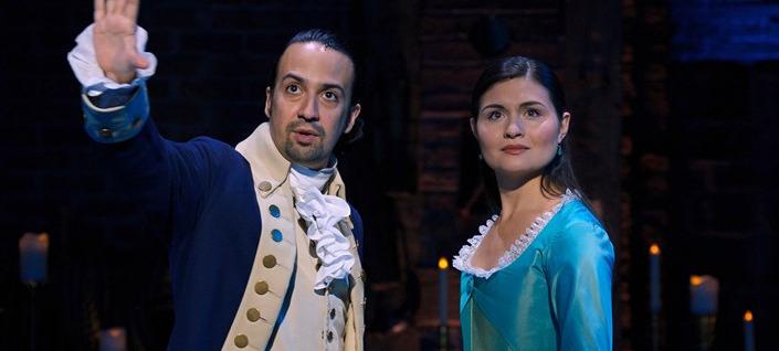 Hamilton Increased Disney+ Downloads