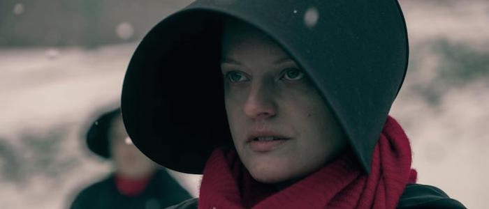 The Handmaid's Tale Under His Eye Review