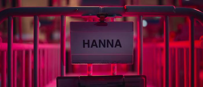 Hanna TV show teaser