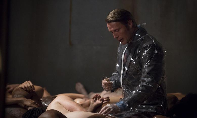 Hannibal Season 2 gag reel
