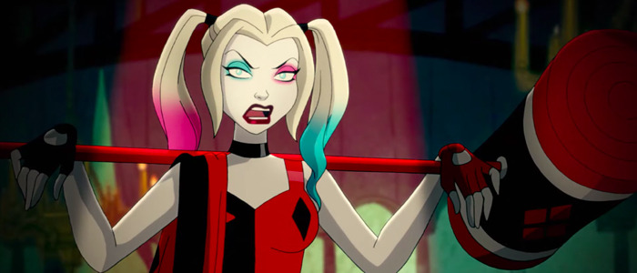 Harley Quinn trailer