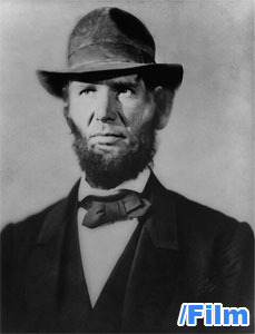 Harrison Ford as Lincoln
