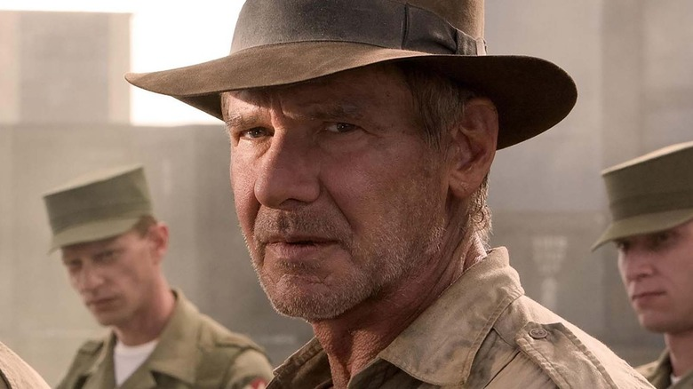 Harrison Ford Is Back On The Indiana Jones 5 Set Following Injury