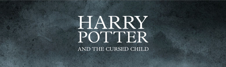 Harry Potter and the Cursed Child header
