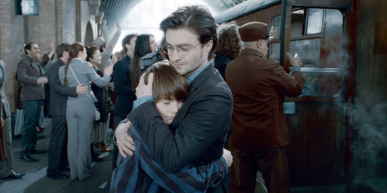 Harry Potter and the Cursed Child Movie Trilogy
