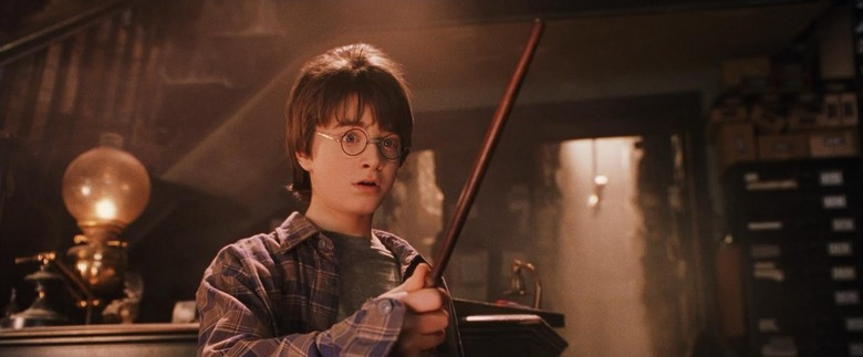 Harry Potter and the Sorcerer's Stone Early Cut