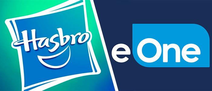 Hasbro eOne Merger Deal
