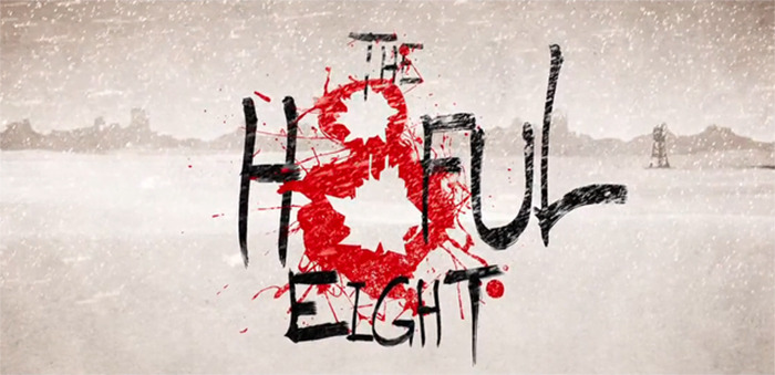 Hateful Eight first look
