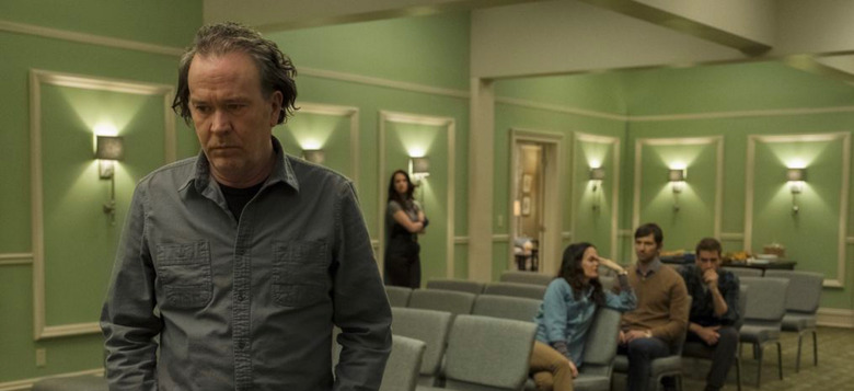 haunting of hill house long take episode