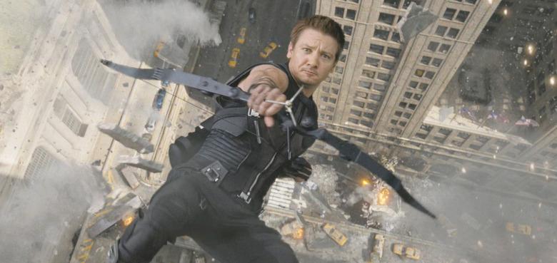 Hawkeye Netflix Series