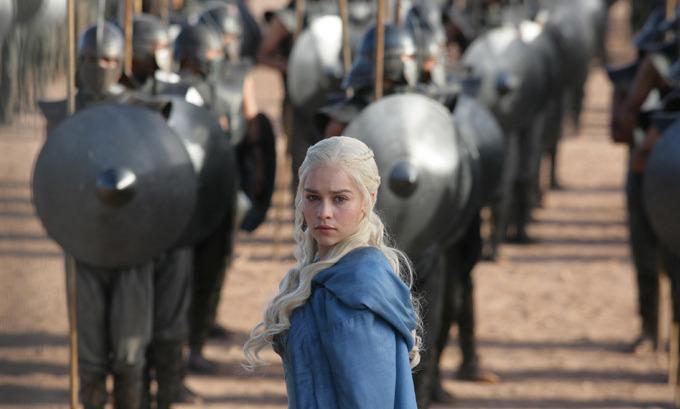 Game of Thrones Season 3 - Daenerys