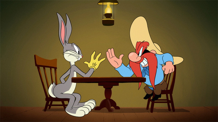 New Looney Tunes Cartoons Review