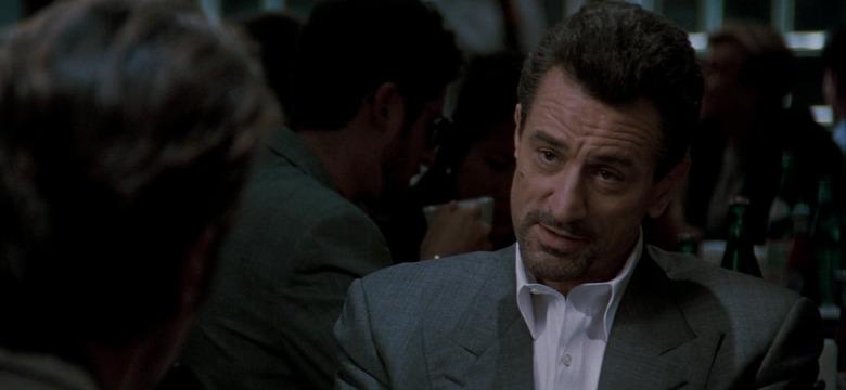 Heat Diner Scene - Robert De Niro