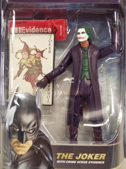 Heath Ledger's The Joker Action Figure