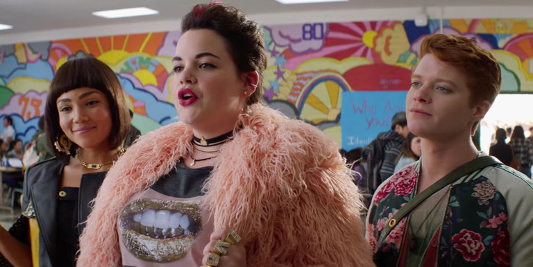 heathers tv show review