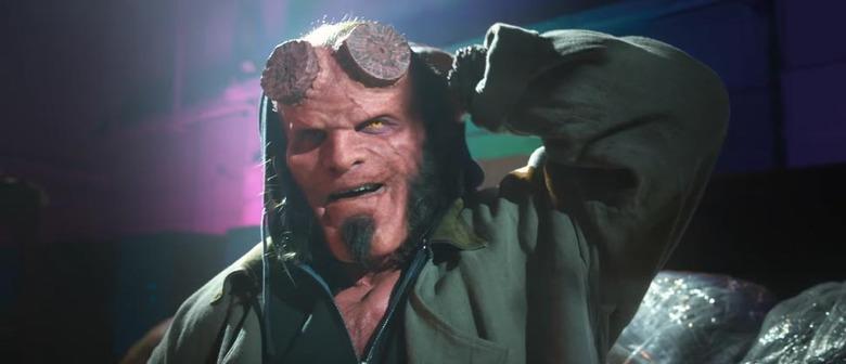 Hellboy Featurette