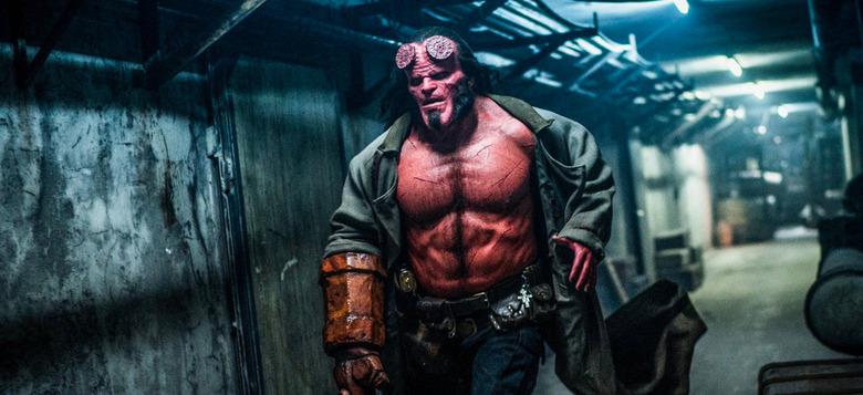 hellboy reboot rated r