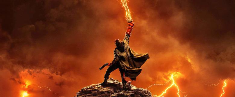 Hellboy Right Hand of Doom Prop Replica
