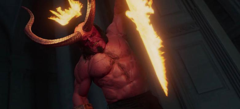 hellboy trailer new