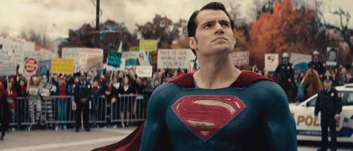 Henry Cavill Superman BVS