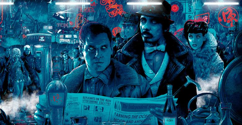 Blade Runner - Vance Kelly - Hero Complex Gallery NYCC 2017 Prints