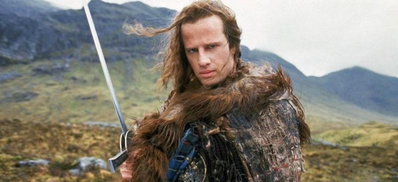 highlander reboot update