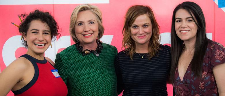 Hillary Clinton Broad City (header)