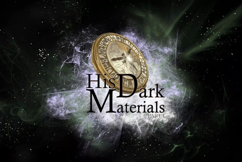 his dark materials cast