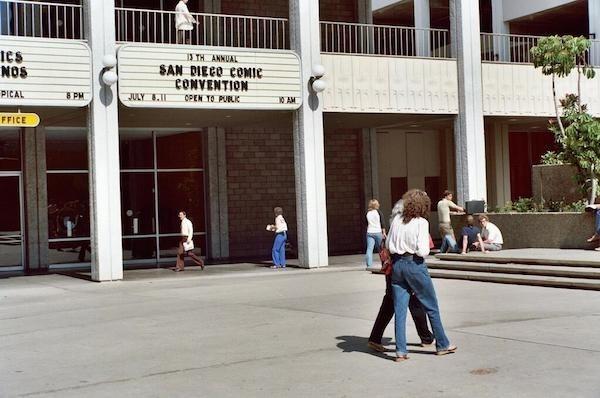 the history of comic-con