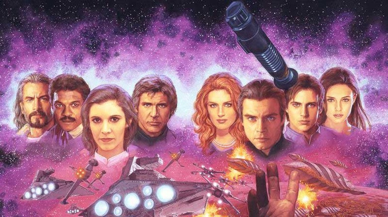 History of the Star Wars Expanded Universe